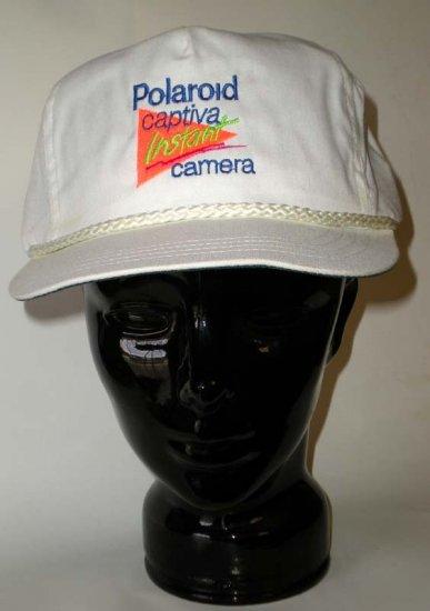Polaroid Captiva Instant Camera Adjustable Cap