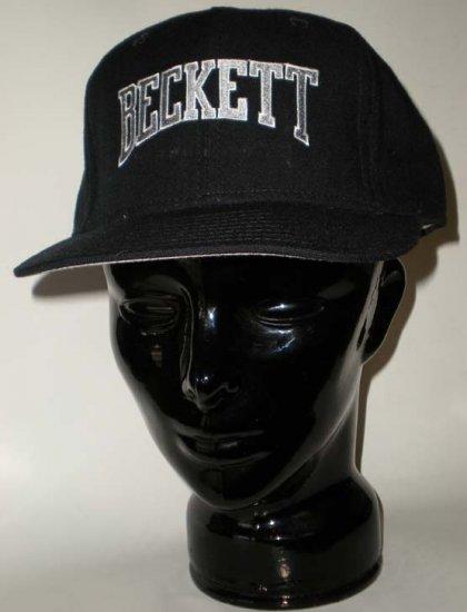 Beckett Adjustable Cap Black