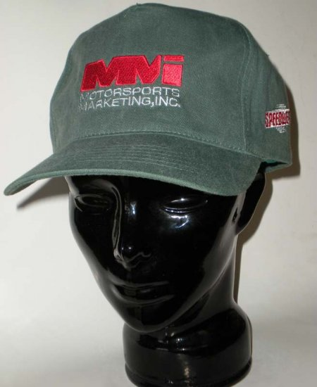 MMI Motorsports Marketing Inc Adjustable Cap