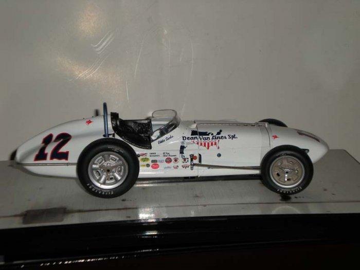 Carousel 1 Indianapolis 500 Roadster #12 Eddie Sachs Dean Van Lines Special  #4410