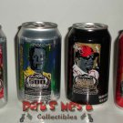 Coca Cola 2008 Daytona 500 50 Years Commemorative Cans