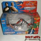 Orange County Choppers OCC 1:18 Scale Diecast Custom Rigid #2  American Chopper Series