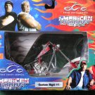 Orange County Choppers OCC 1:18 Scale Diecast Custom Rigid #1  American Chopper Series