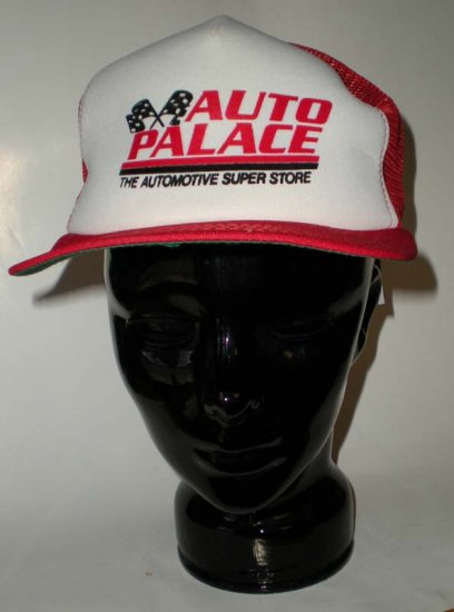Auto Palace Racing Adjustable Cap Hat