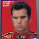 Jeff Gordon Racing Back To The Front - My Memoir by Jeff Gordon with Steve Eubanks