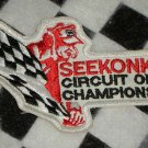 Seekonk Circuit of Champions Sew On Patch Motorsports NASCAR