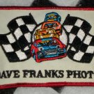 Dave Franks Photos  Sew On Patch Motorsports NASCAR