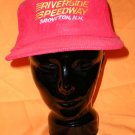 Riverside Speedway Groveton Adjustable Cap Stock Car Racing Motorsports NASCAR