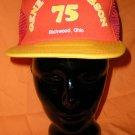 Gene Lee Gibson #75  Hat Cap Motorsports Auto Racing
