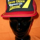Steve Gioia  Magnum Oil Special #9 Hat Cap Motorsports Auto Racing