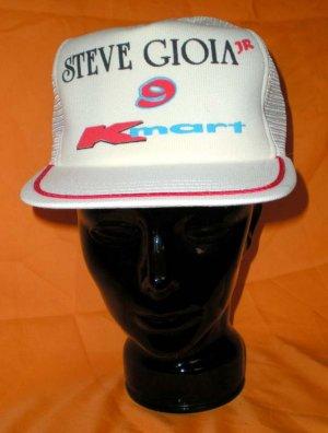 Winston  Auto Racing on Steve Gioia Jr  9 Kmart Hat Cap Motorsports Auto Racing