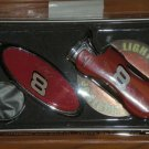 Dale Earnhardt Jr #8 NASCAR Keychain Lighter Set