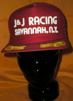 Winston  Auto Racing on Racing Savannah Ny Adjustable Hat Cap Motorsports Auto Racing