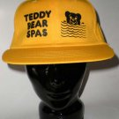 Teddy Bear Pools Adjustable Cap Motorsports Yellow