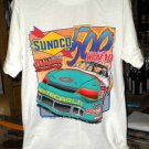 Thompson International Speedway Sunoco 500 1996 L Tshirt NASCAR SH6530