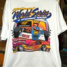 Thompson 22nd Annual World Series XL Tshirt NASCAR Modifieds ISMA SH6525
