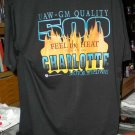 UAW-GM Quality 500 Charlotte Motor Speedway XXL Tshirt NASCAR SH6065