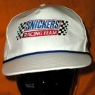 Snickers Racing Team Hat Cap Motorsports Racing