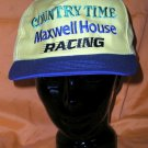 Country Time Maxwell House Team Hat Cap Motorsports Racing