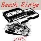 August 1990 Beech Ridge Motor Speedway Pro 4 Mods VHS