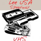 August 1990 Lee USA Speedway Hobby Stocks  Pro Stocks VHS