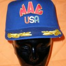 MAC Tools USA  Adjustable Cap Hat Motorsports NASCAR