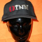 TNN The Nashville Network Adjustable Cap Hat  Auto Racing Black