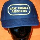 Rank Thomas Associates Adjustable Cap Trucker Hat