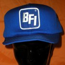 BFI Adjustable Cap Trucker Hat