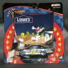 Jimmie Johnson #48 Lowes Sylvester Tweety Winners Circle Race Hood Series NASCAR