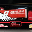 Bill Elliott #9 Melling Transporter with car Racing Champions 1:64 Die Cast NASCAR
