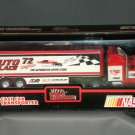 Brett Hearn 72 Racing Team Auto Palace ADAP Transporter Racing Champions 1:64 Die Cast NASCAR