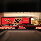 92 Talladega Super Speedway Transporter Racing Champions 1:64 Die Cast NASCAR