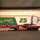 Ken Schrader Racing #25 Transporter Racing Champions 1:64 Die Cast NASCAR