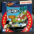 Jeff Gordon #24 Dupont Chevy Bugs Bunny Winners Circle Race Hood Series NASCAR