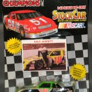 Dale Jarrett #18 Interstate Batteries 1992 Racing Champions 1:43 Die Cast NASCAR