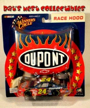Winners Circle Jeff Gordon #24 1:43 Diecast Race Hood Series NASCAR