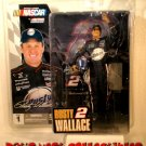Rusty Wallace #2 Series 1 McFarlane Action Figure NASCAR