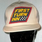 First Turn Inn Oswego NY  Adjustable Cap