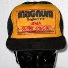 Magnum Engine Oil ISMA Adjustable Hat Cap Motorsports Auto Racing