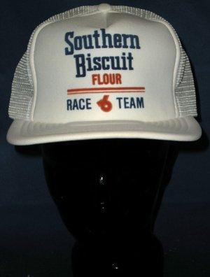 Auto Racing Houston on Biscuit Flour 6 Race Team Adjustable Cap Hat Motorsports Auto Racing