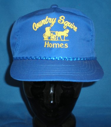 Country Squire Homes Adjustable Hat