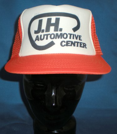 J H Automotive Center Adjustable Hat