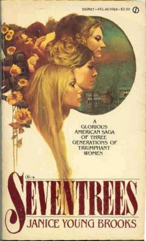 Seventrees by Janice Young Brooks PB/1st Edition