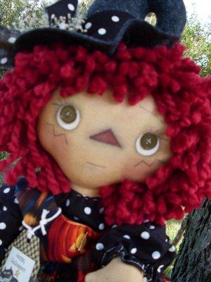 Raggedy Witchie Annie