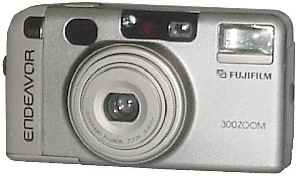 FUJI ENDEAVOR 300 ix 30-90MM AUTOFOCUS ZOOM CAMERA