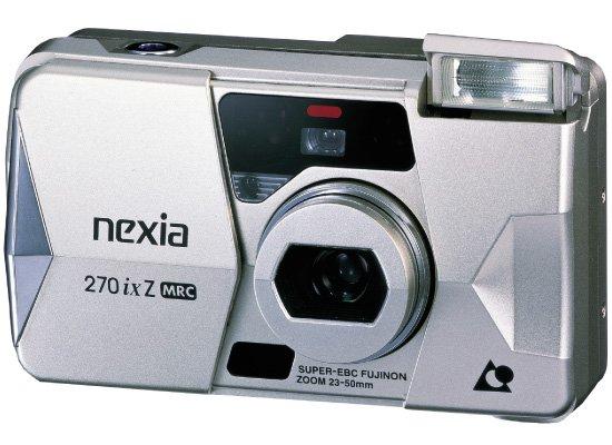 Fujifilm 270ix Z MRC Zoom APS Camera