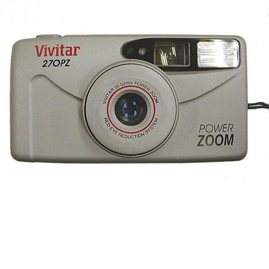 VIVITAR 270PZ Point-and-Shoot Camera