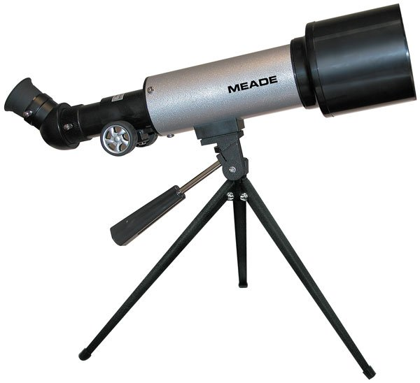 Meade 60mm Compact Tabletop Telescope w/ Tripod