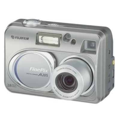 Fuji 2 megapixel digital camera
